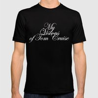 MVOTC Mens Fitted Tee Black SMALL