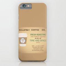 Doctor Who Gallifrey Coffee Slim Case iPhone 6s