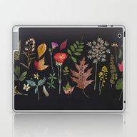 Plants + Leaves 4 Laptop & iPad Skin