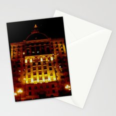Night Crest 1 Stationery Cards