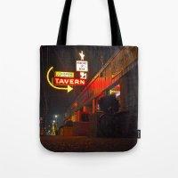 Neighborhood Tavern Tote Bag