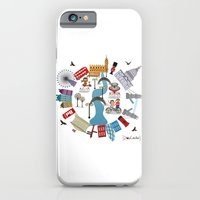 iPhone & iPod Case featuring I {❤} London by lilycious