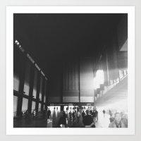 Tate Modern 1 Art Print