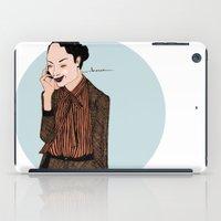 Braces iPad Case