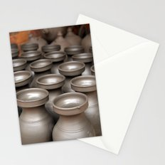 Drying Pots Bhakatpur Stationery Cards