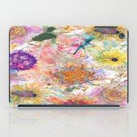 Flower Child iPad Case