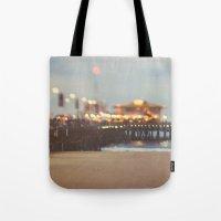 Beach Candy. Santa Monic… Tote Bag
