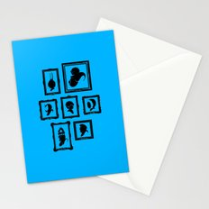 Stage Select Stationery Cards
