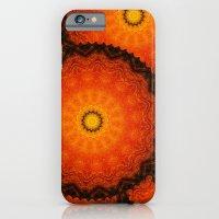 Velvet Sunflowers Motif … iPhone 6 Slim Case