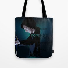 I liked Forensic Science before it was Cool Tote Bag
