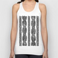 Cable Row Unisex Tank Top
