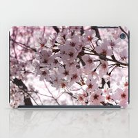 Sakura in Kyoto iPad Case