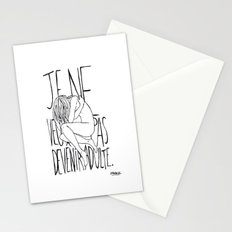 GROW UP. Stationery Cards