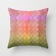 Dragonette Throw Pillow