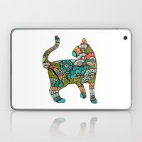 Vegetarian cat Laptop & iPad Skin