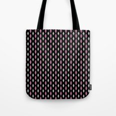 Curved diamonds Tote Bag
