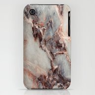 iPhone & iPod Case featuring Marble Texture 85 by Robin Curtiss
