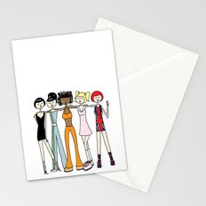 The Spice Girls Stationery Cards