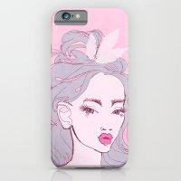 Selfie Girl_9 iPhone 6 Slim Case