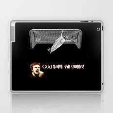 God save the queen Laptop & iPad Skin
