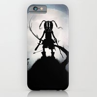 iPhone & iPod Case featuring Skyrim Kid by Andy Fairhurst Art