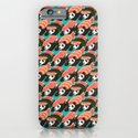 Sushi Panda iPhone & iPod Case