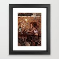 Cafe Presse Framed Art Print