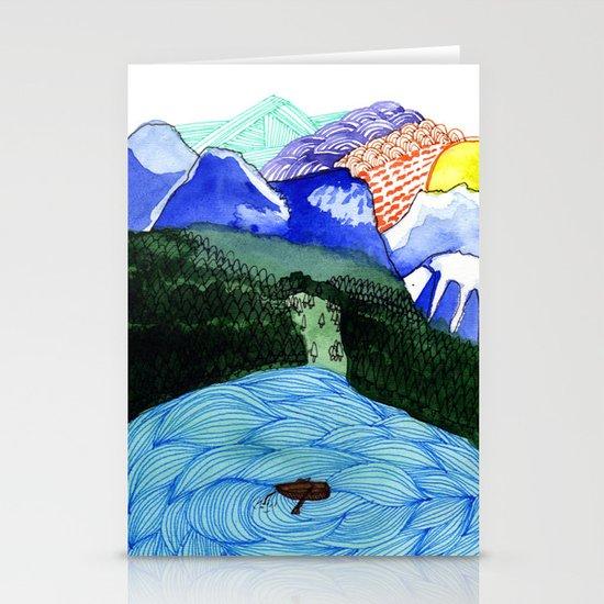Landscapes / Nr. 1 Stationery Card