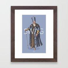 Ottoman No: 2 Framed Art Print