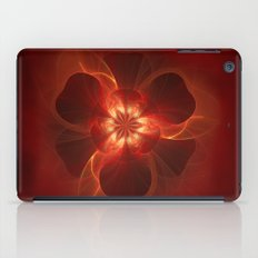 Fire Flower iPad Case