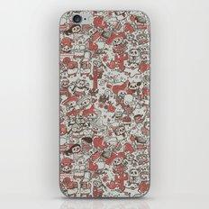La Fiesta iPhone & iPod Skin