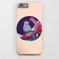 Bird In Colors iPhone 6 Slim Case