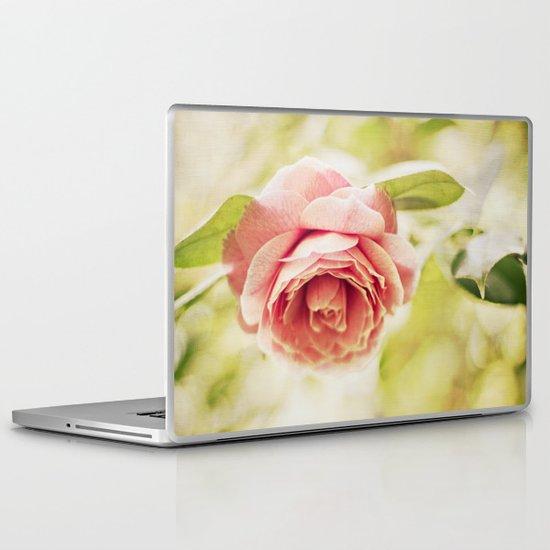 Hanging Rose Laptop & iPad Skin