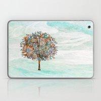 The Tree Of Strength Laptop & iPad Skin