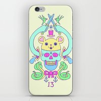triskaidekaphilia iPhone & iPod Skin