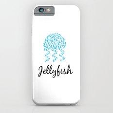 Jellyfish White iPhone 6 Slim Case