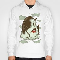 Creep Cloud Face Melt Hoody