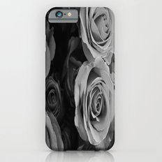 Black Hearted  Slim Case iPhone 6s