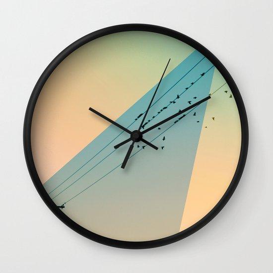 Cool World #2 Wall Clock