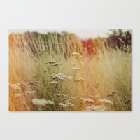 painting the air Canvas Print