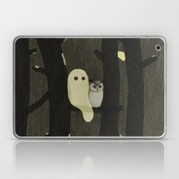 Little Ghost & Owl Laptop & iPad Skin