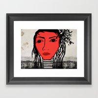123. Framed Art Print