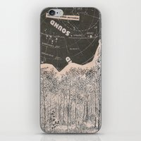 succession within succession iPhone & iPod Skin