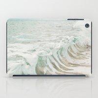 Sea Foam iPad Case