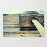 Power Box Canvas Print