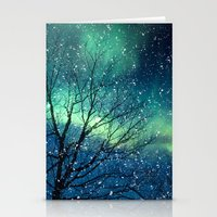 Aurora Borealis Northern… Stationery Cards