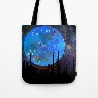 The Moon2 Tote Bag