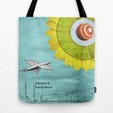 Spacecraft Tote Bag