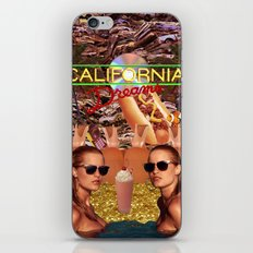 Calfornia Dreams iPhone & iPod Skin