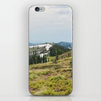 BITTERROOT MOUNTAINS  iPhone & iPod Skin
